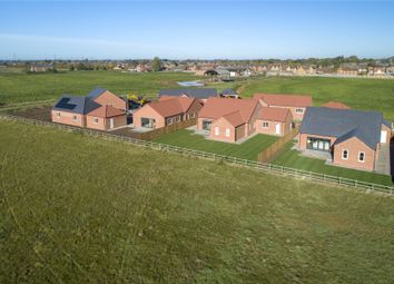 Thumbnail 3 bed bungalow for sale in Gamekeeper Close, Holbeach