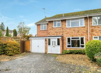 Thumbnail 4 bed semi-detached house for sale in Brook Lane, Charlton, Pershore, Worcestershire