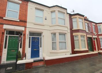Thumbnail 3 bed terraced house for sale in Colwyn Road, Old Swan, Liverpool