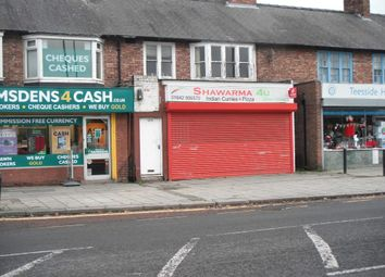 Thumbnail Retail premises for sale in 107 Acklam Road, Middlesbrough