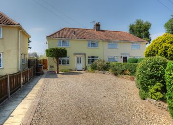 Thumbnail 3 bed semi-detached house for sale in Brasier Road, Norwich