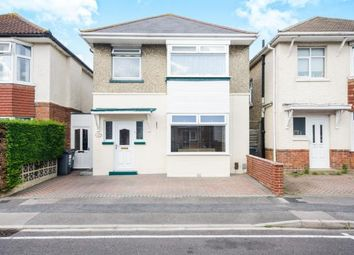 Thumbnail 3 bedroom detached house for sale in Moordown, Bournemouth, Dorset