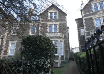 Thumbnail 1 bed flat to rent in Eaton Crescent, Clifton, Bristol