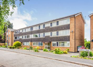 Thumbnail 3 bed flat for sale in Stonehill Court, Great Glen, Leicester