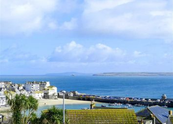 Thumbnail 4 bed end terrace house for sale in Barnoon Hill, St. Ives