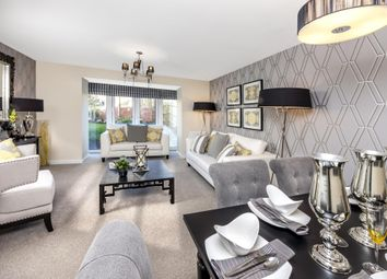 "Thumbnail 3 bed end terrace house for sale in ""Norbury"" at Farriers Green, Lawley Bank, Telford"