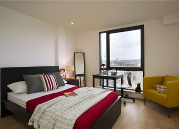 Thumbnail 1 bed flat for sale in West Bar House, 70 Furnace Hill, Sheffield