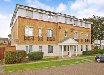 Thumbnail 2 bed flat for sale in Bancroft Chase, Hornchurch, Essex