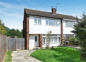 Thumbnail 3 bedroom semi-detached house for sale in Alderbury Road West, Langley, Berkshire