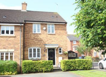 Thumbnail 3 bed end terrace house for sale in Pump Place, Old Stratford, Milton Keynes