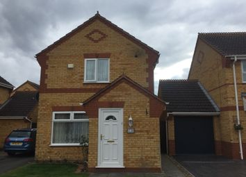 Thumbnail 3 bed detached house for sale in Westminster Gardens, Eye, Peterborough