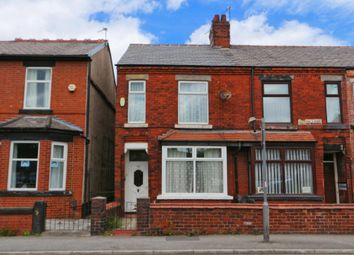 Thumbnail 3 bed end terrace house for sale in Parrin Lane, Eccles, Manchester