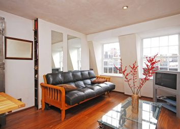 Thumbnail 1 bed flat to rent in Wells Street, Fitzrovia