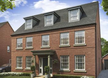 "Thumbnail 5 bed detached house for sale in ""Balshaw @ The Copse"" at Pinn Hill, Pinhoe, Exeter"