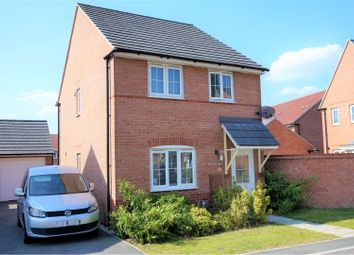 3 bed detached house for sale in Drovers Close, Glenfield, Leicester LE3