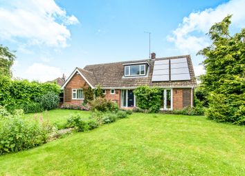 Thumbnail 5 bedroom detached house for sale in Stamford Road, Ryhall, Stamford