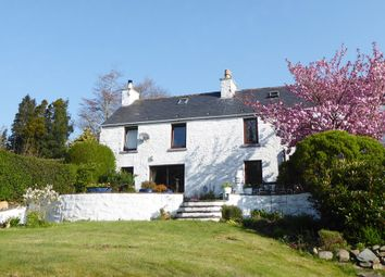Thumbnail 4 bed detached house for sale in Main Street, Twynholm, Kirkcudbright