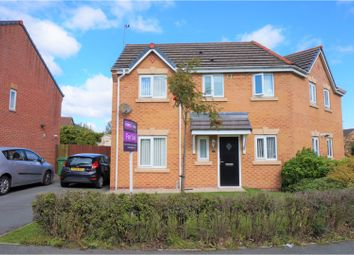 Thumbnail 3 bedroom semi-detached house for sale in Papillon Drive, Liverpool