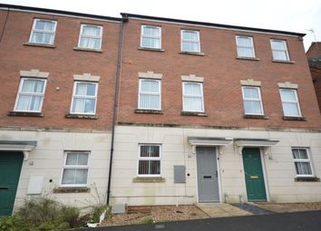 Thumbnail 3 bed town house for sale in Sockburn Close, Hamilton, Leicester