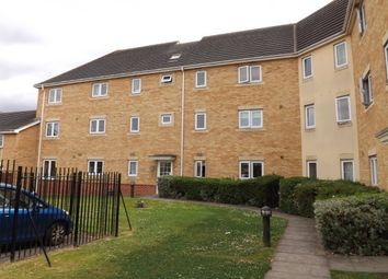 Thumbnail 2 bedroom flat to rent in Linden Road, Leagrave, Luton