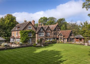 Thumbnail 10 bed detached house for sale in Cudworth Lane, Newdigate, Dorking, Surrey