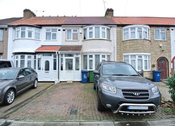 Thumbnail 3 bed terraced house to rent in Rosebery Avenue, South Harrow/Ruislip