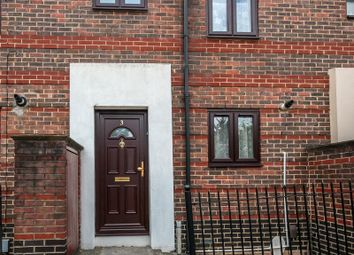 Thumbnail 2 bedroom terraced house to rent in Stonechart Square, London