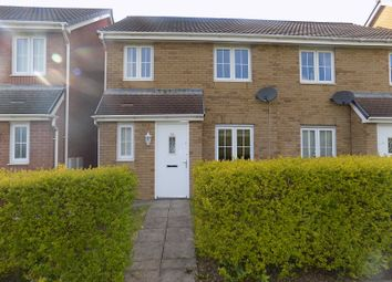 Thumbnail 3 bed end terrace house to rent in Abbottsmoor, Port Talbot