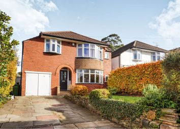 Thumbnail 4 bed detached house for sale in Waterloo Road, Stockport