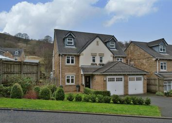 Thumbnail 6 bed detached house for sale in Ramsden Wood Road, Walsden