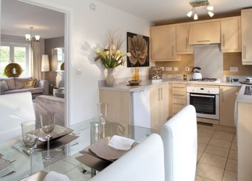 "Thumbnail 3 bed semi-detached house for sale in ""Palmerston"" at Tregwilym Road, Rogerstone, Newport"