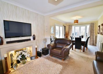 Thumbnail 3 bed detached house for sale in Hampton Road, Cadishead, Manchester