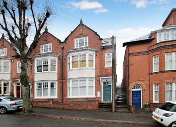Thumbnail 2 bed flat for sale in Alexandra Road, Stoneygate, Leicester