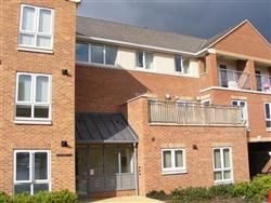 Thumbnail 2 bed flat to rent in Aesops Court, Valley Road, Stoke Heath, Coventry