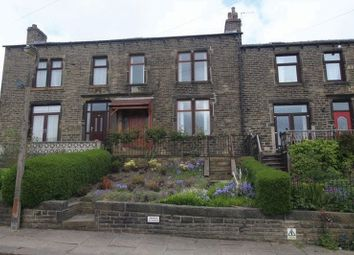 Thumbnail 4 bed terraced house for sale in Laurel Mount, Sowerby Bridge