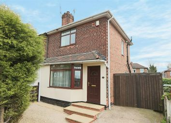 Thumbnail 2 bed semi-detached house for sale in Norbett Road, Arnold, Nottingham