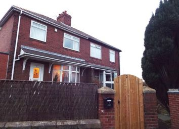 Thumbnail 4 bed semi-detached house for sale in Rogerson Terrace, Newcastle Upon Tyne, Tyne And Wear