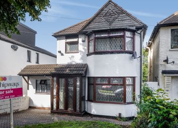 Thumbnail 3 bedroom detached house for sale in Pendragon Road, Perry Barr, Birmingham