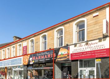 Thumbnail Commercial property for sale in High Street, Penicuik, Midlothian