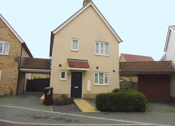 Thumbnail 3 bed property to rent in Madeley Close, Colchester