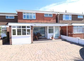 Princes Road, Langney Point, Eastbourne BN23. 3 bed detached house