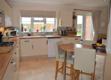 Thumbnail 5 bedroom property for sale in Larch Close, Ruskington, Sleaford