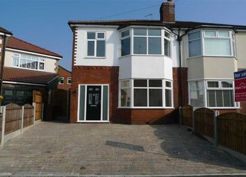 Thumbnail 3 bed semi-detached house for sale in Kirby Avenue, Swinton, Manchester