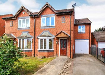 Thumbnail 3 bed semi-detached house for sale in Parish End, Leamington Spa, Warwickshire