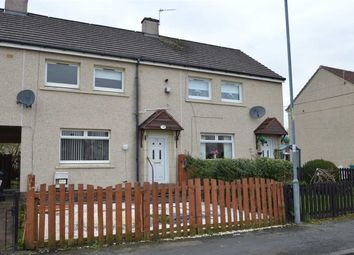 Thumbnail 2 bed terraced house for sale in Union Street, New Stevenston, Motherwell