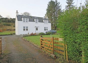 Thumbnail 4 bed detached house for sale in Staffin Road, Portree