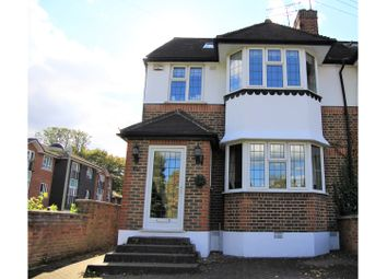 Thumbnail 4 bed end terrace house for sale in Church Hill Road, Barnet
