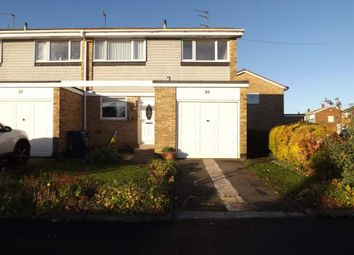 Thumbnail 3 bed semi-detached house to rent in Pilton Road, Westerhope, Newcastle Upon Tyne