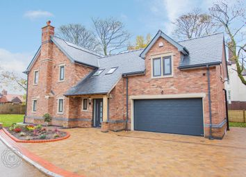 Thumbnail 5 bed detached house for sale in Flaxmoss Gardens, Helmshore, Rossendale