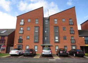 Thumbnail 2 bed flat for sale in Humphries Road, Bushbury, Wolverhampton